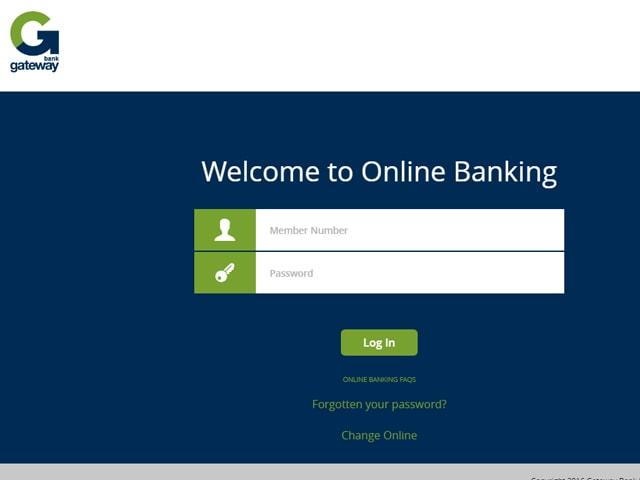 Gateway Bank Online Banking