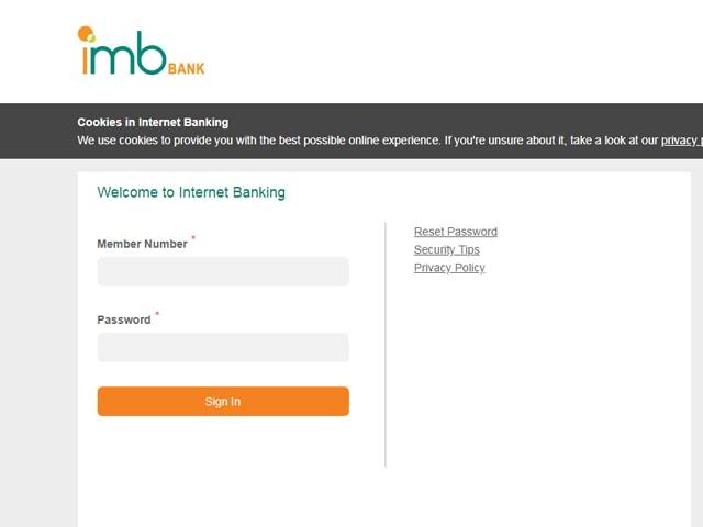 IMB Banking