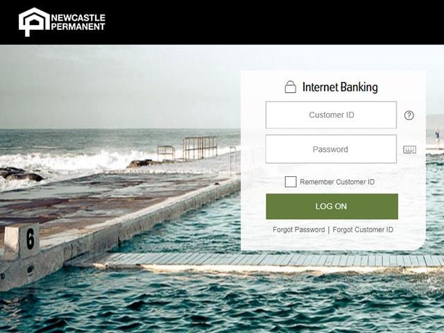 Newcastle Permanent Internet Banking