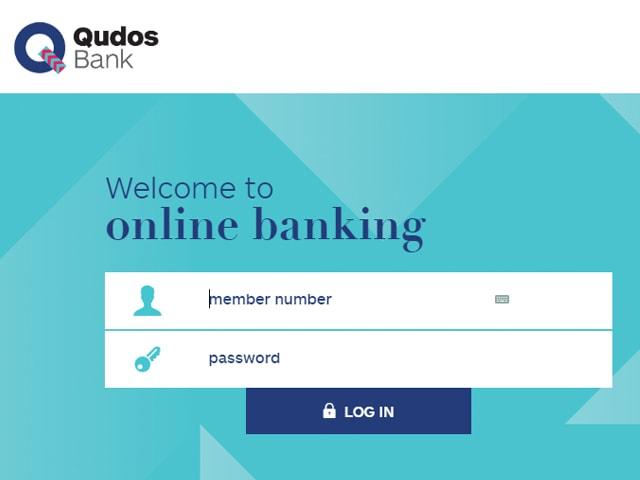 Qudos Online Banking