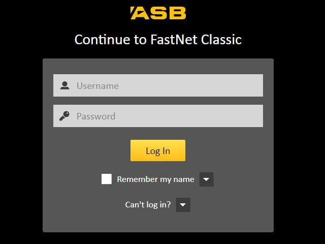 ASB Internet Banking