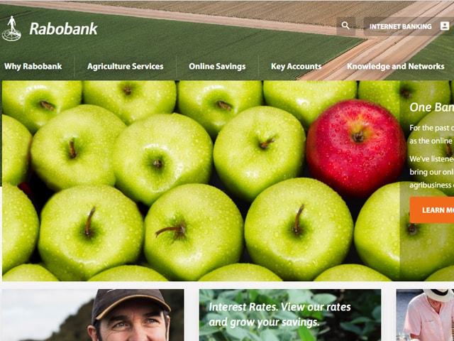 rabobank internet banking login
