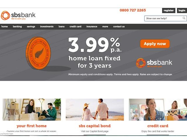 SBS Online Banking