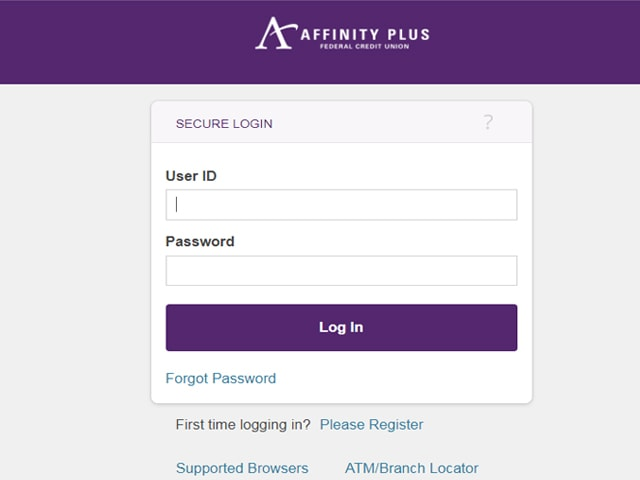 Affinity Plus Online Banking