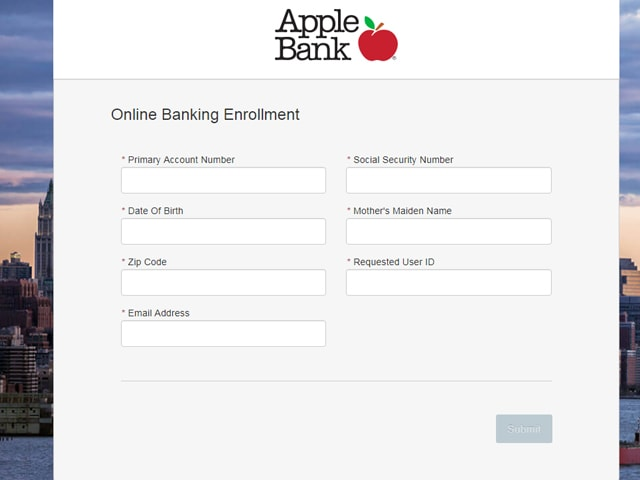 Apple Bank Online Banking