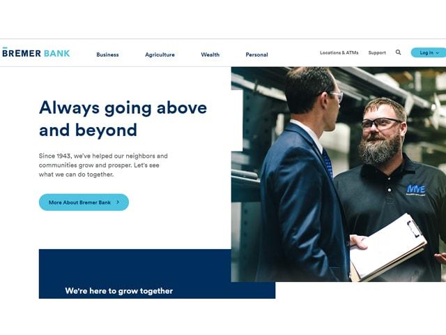 Bremer Online Banking