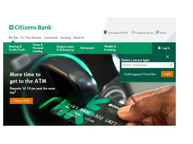 Citizens Bank Login