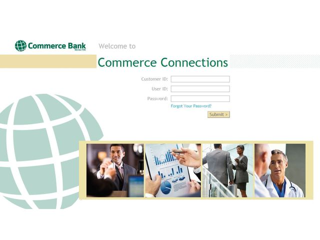Commerce Bank Online Login