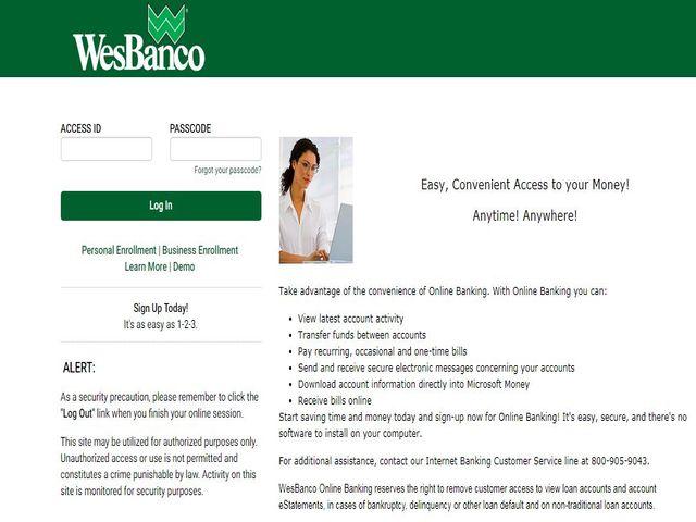 Wesbanco Internet Banking