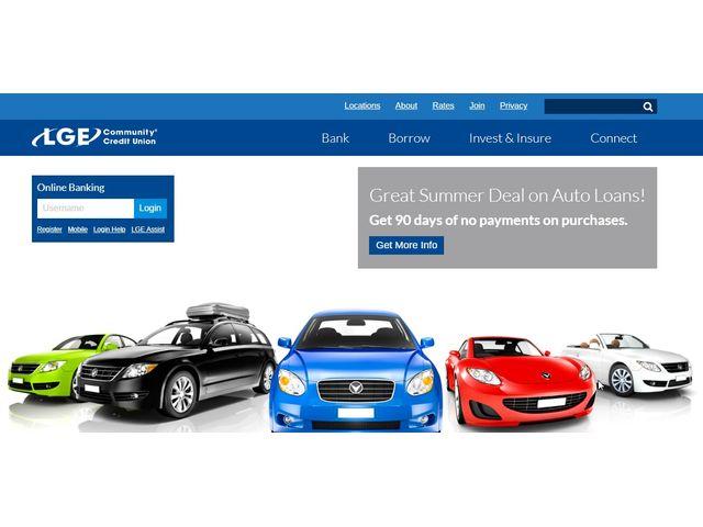 LGE Online Banking