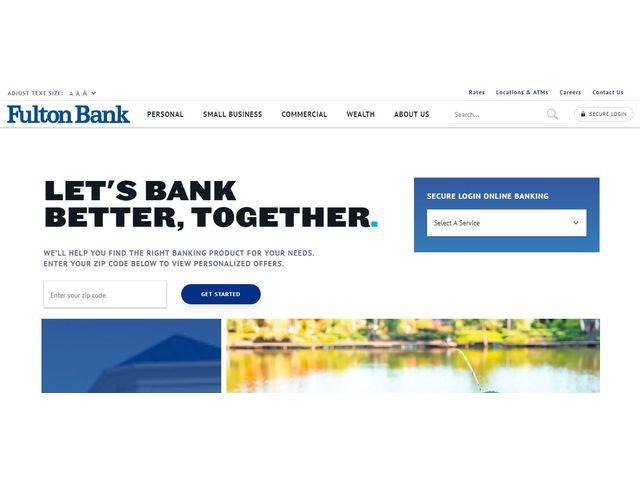 Fulton Bank Online Banking