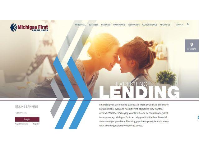 Michigan First Online Banking