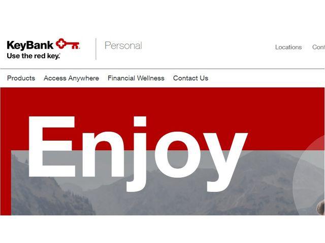 key bank online banking