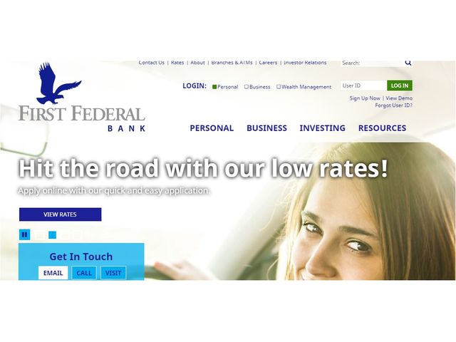 First Federal Online Banking