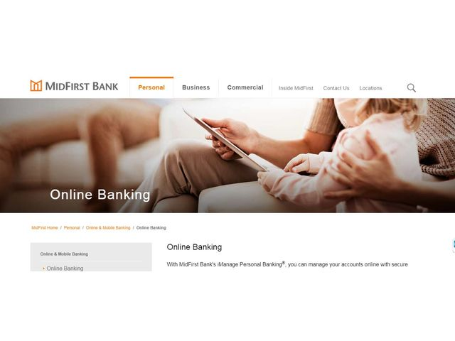 MidFirst Online Banking