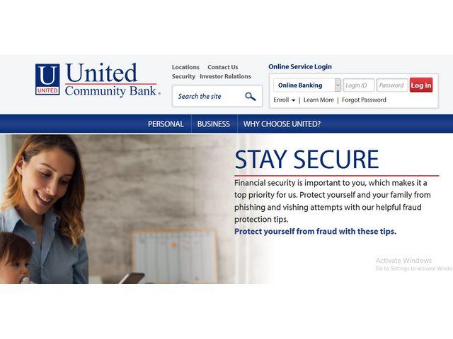 ucbi online banking login