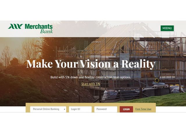 Merchants Bank Online Banking
