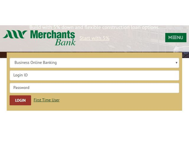 Merchants Bank Login