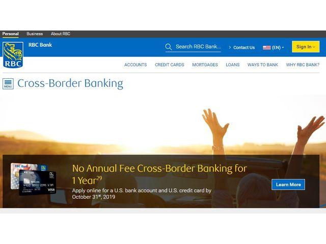 RBC Online Banking