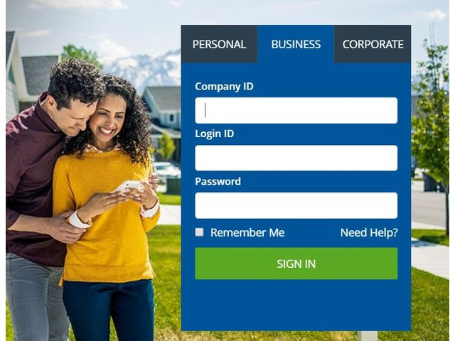 Zions Online Business Banking