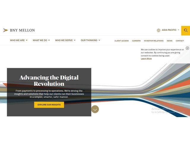 bny mellon online banking
