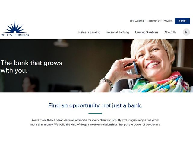 PacWest Online Banking