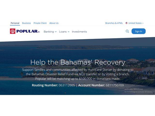 popular online banking