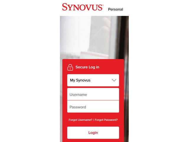 synovus online banking login
