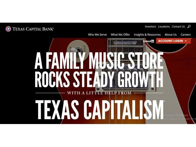 Texas Bank Online Banking