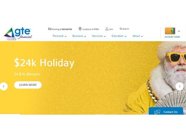 GTE Online Banking